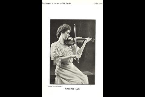 Marian Jay